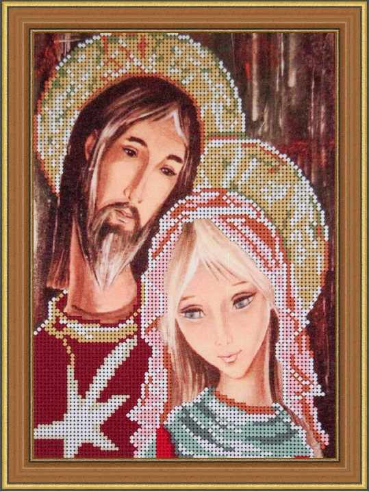 Б-4149 - Иисус и Мария - схема