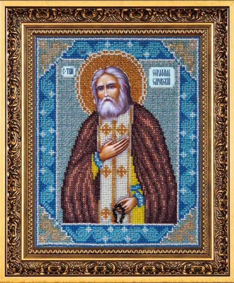 Б1009 Св.Серафим Саровский (Паутинка)