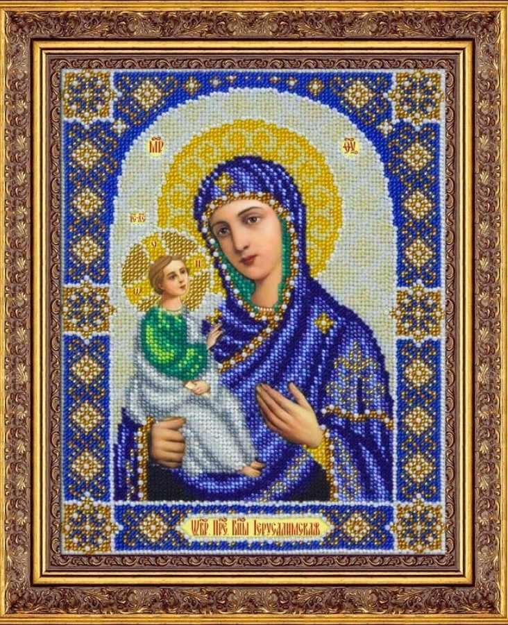 Б1049 Пр.Богородица Иерусалимская (Паутинка)