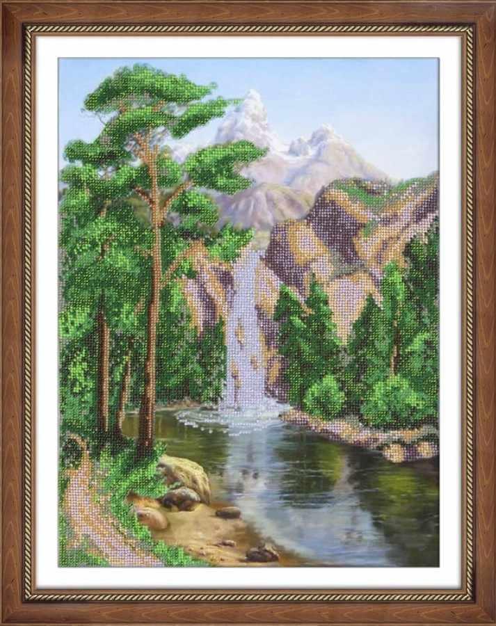 Б1404 Водопад (Паутинка)