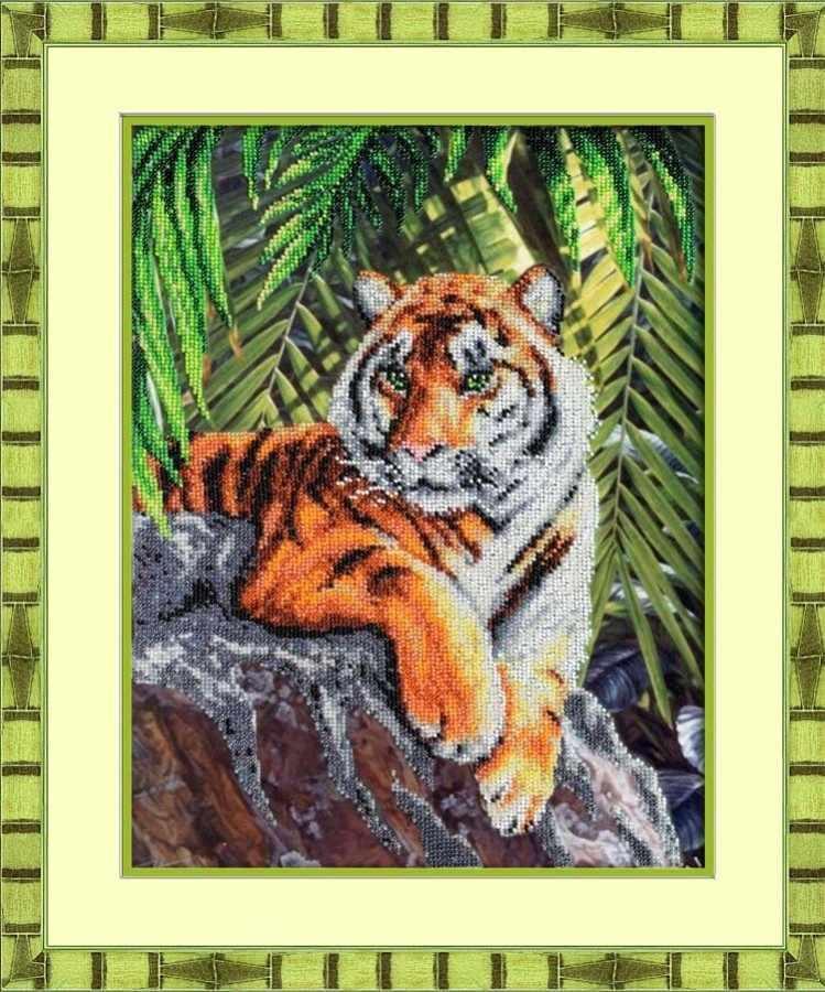 Б1414 Тигр (Паутинка)
