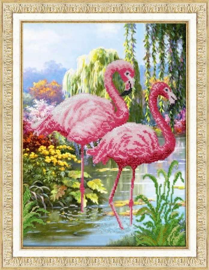 Б1451 Фламинго (Паутинка)
