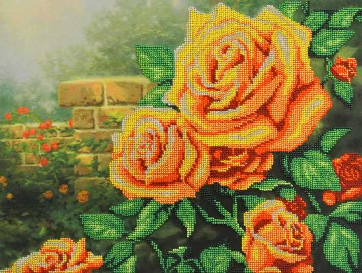 БГ-232 Желтые розы (МП Студия)