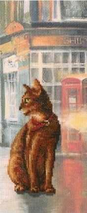 C245 Коты в городе