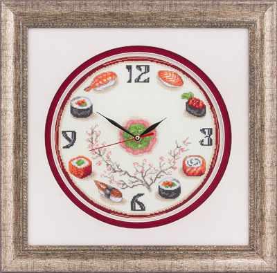 Ч-1415 Часы.Суши.