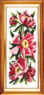 ЦК-002 Пионы.Цветочная коллекция