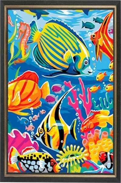 CK007 Подводный мир