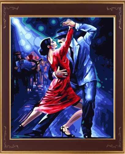 CK035 Ночное танго