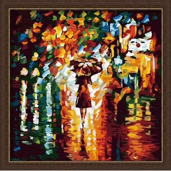 CKC014 В дождь