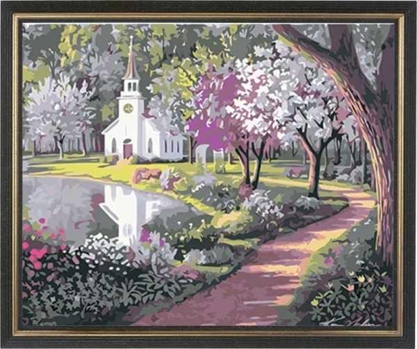 CKC1053 Летний сад