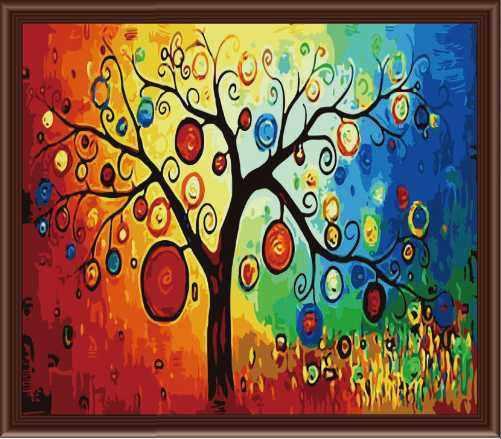 CKC224 Дерево счастья
