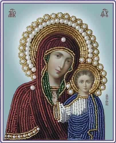 ДИ2 Богородица Казанская (Из.Рук.)