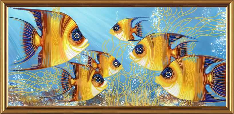 ДК 6017 Рыбы