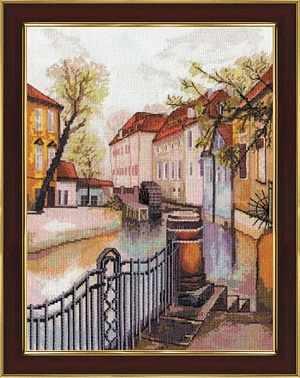 ДЛ-007 Старая Прага.Дальние дороги
