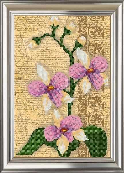 ДС-543 Орхидея. Винтаж 2 - схема (Велисса)