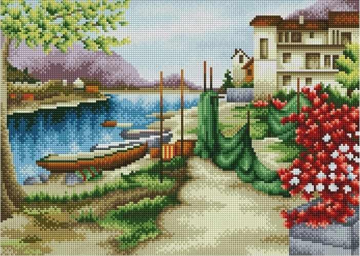 F022 - мозаика Anya