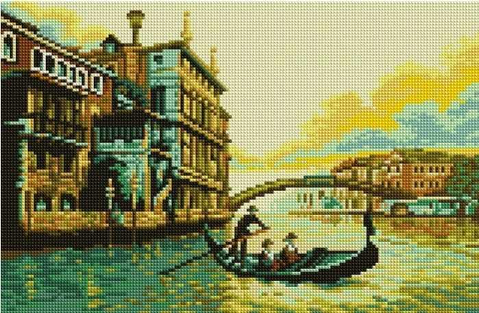 F027 - мозаика Anya
