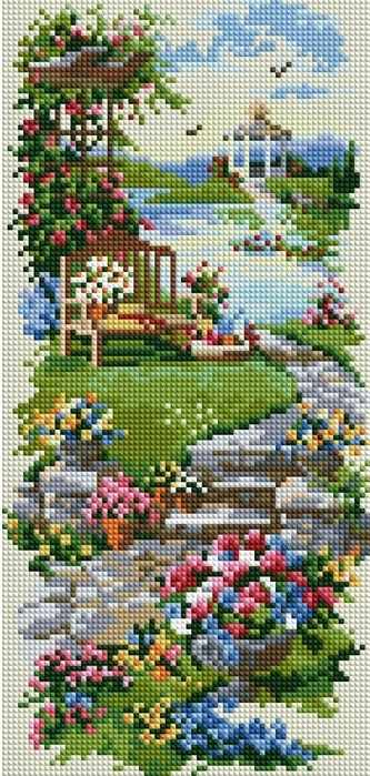 F052 - мозаика Anya
