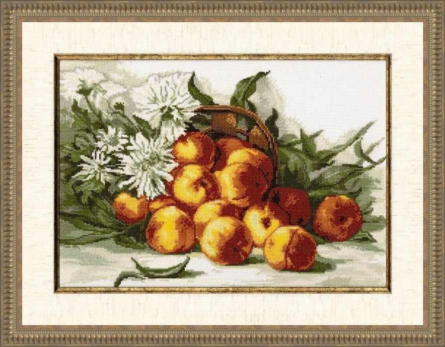 ФИ-009 Сладкий персик.Фруктовое изобилие