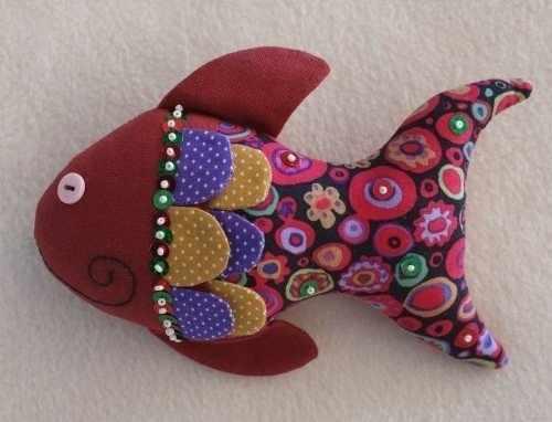 FS001 Fish story набор для изготовления игрушки