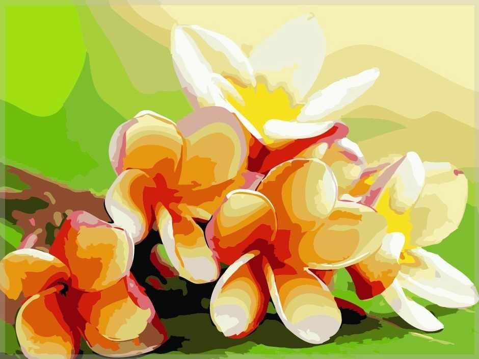 GХ7186 Тайские цветы