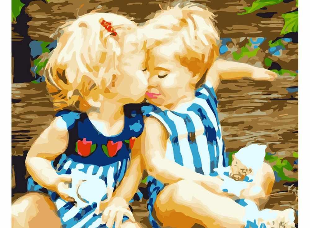 GX7205 Детский поцелуй