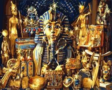 "GХ8977 ""Сокровища Египта"""