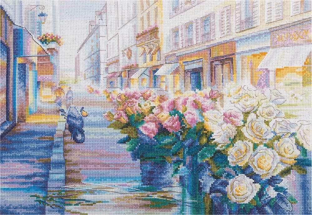 """ГМ-1730 """"Цветущий Париж"""""""