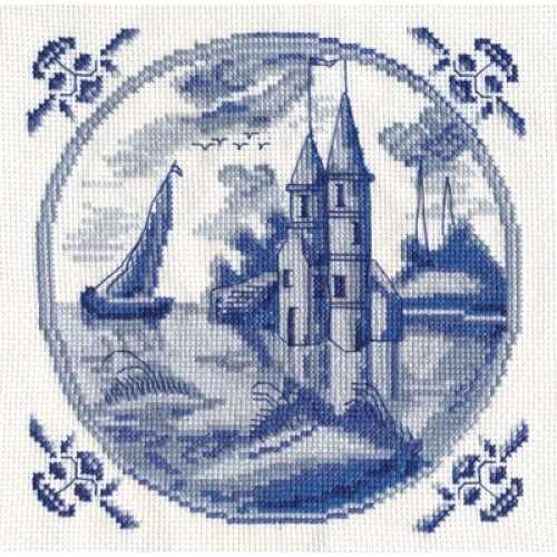 "ГТ-0236 ""Голубые башни"""