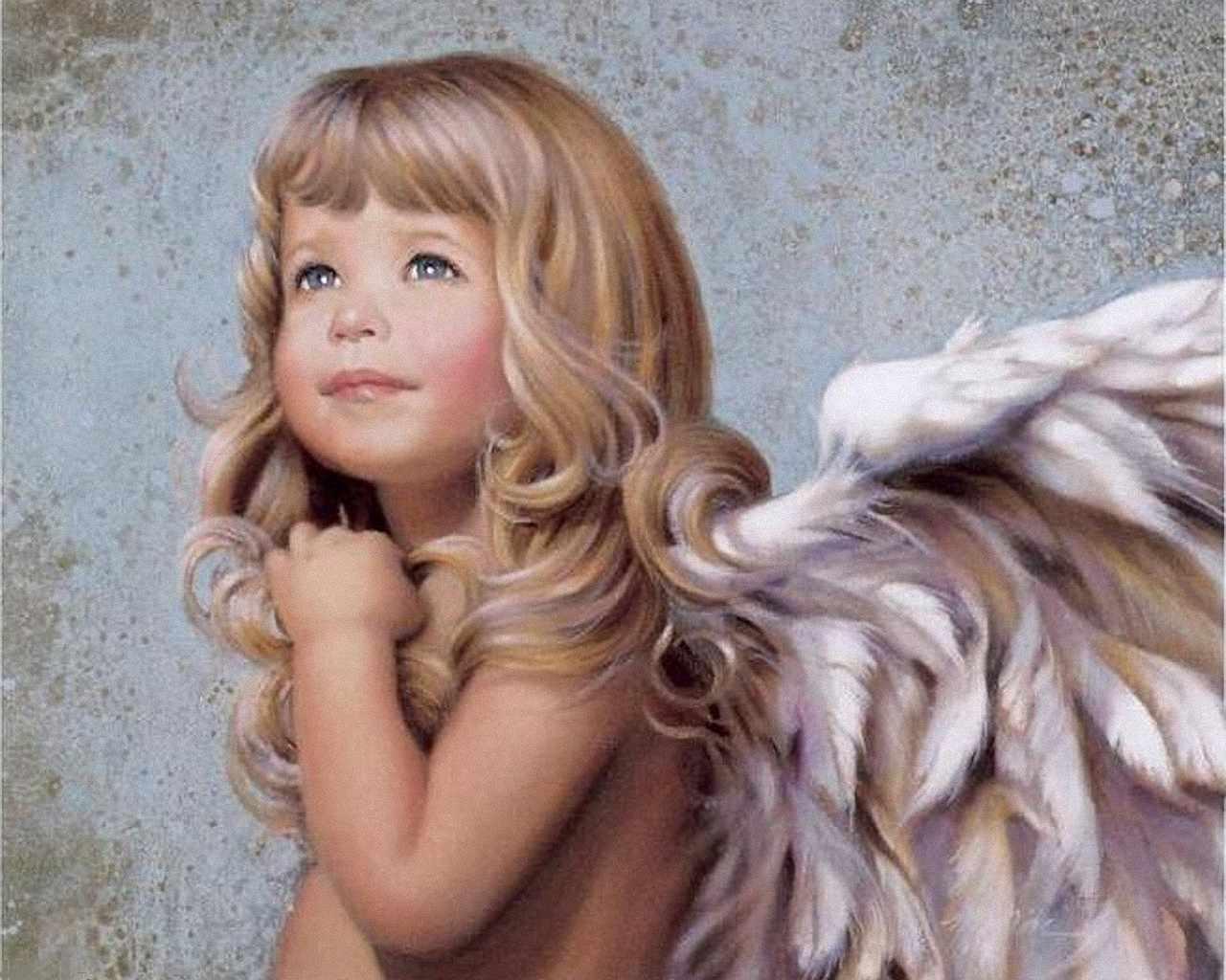 GX7020 Девочка-ангел