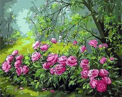"""GX9495 """"Розы в лесу"""""""