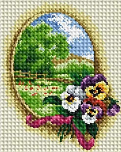 H010 - мозаика Anya