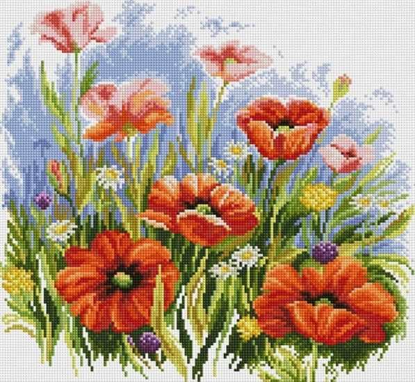 H017 - мозаика Anya