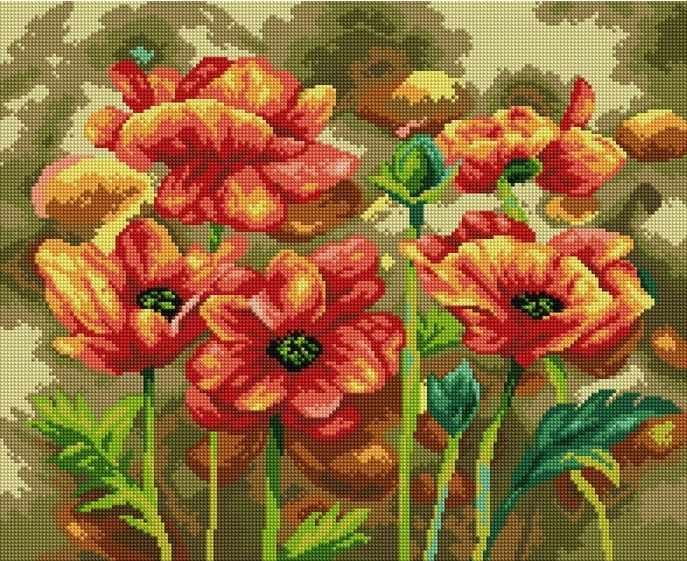 H019 - мозаика Anya