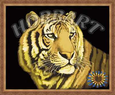 HB4050023 Гордый - раскраска (Hobbart)
