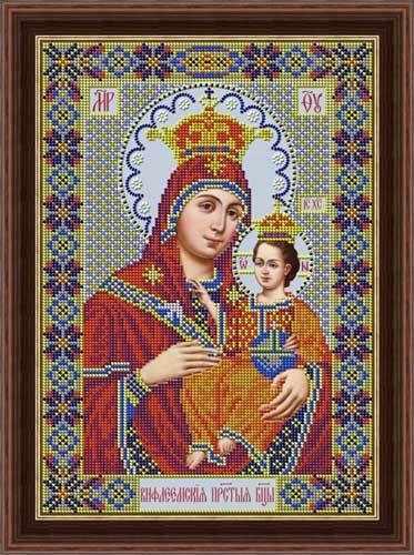 """И 057 Икона Божией Матери """"Вифлеемская"""" - набор (Galla Collection)"""