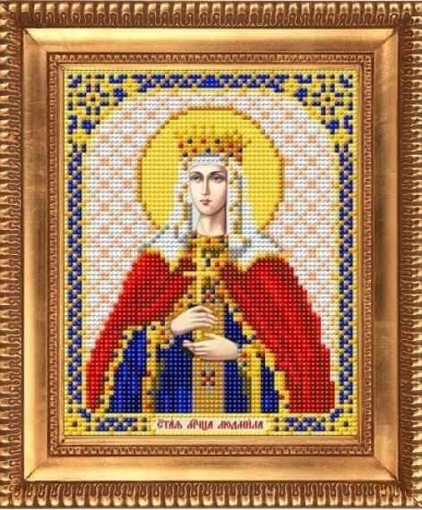 "И-5144  ""Святой Григорий Палама"" - рисунок на ткани"