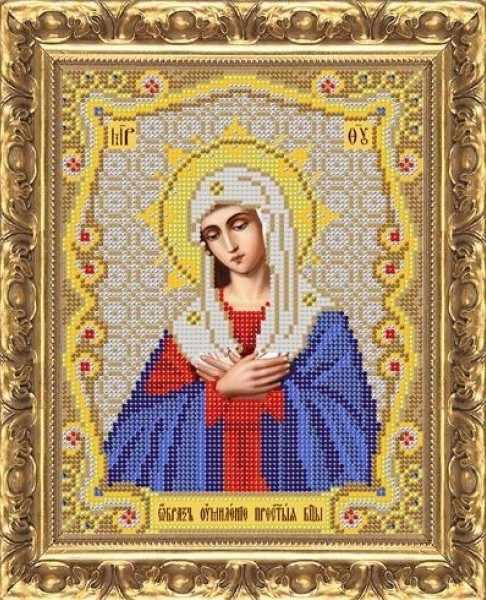 ИП-103 «Умиление» Серафимо-Дивеевская икона Божией Матери - схема (Велисса)