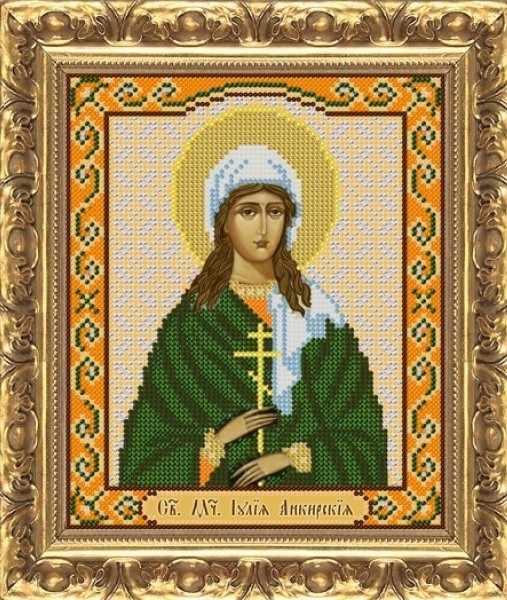 ИП-1148 Св. Иулия (Юлия) Анкирская (Коринфская) - схема (Велисса)
