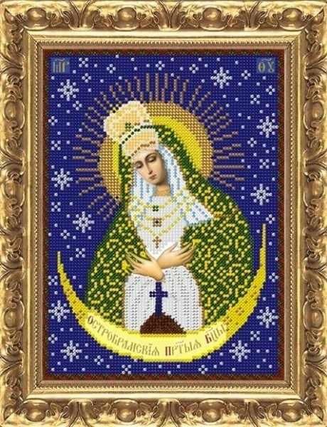 ИП-123 Пресвятая Богородица Остробрамская - схема (Велисса)