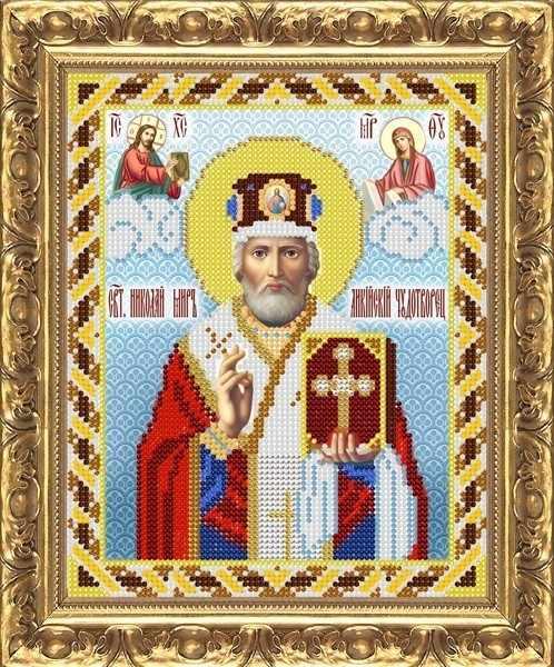 ИП-131 Св.Николай Мирликийский Чудотворец - схема (Велисса)
