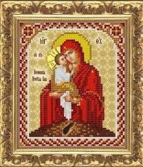 ИП-5-006 Почаевская Божья Матерь - схема (Велисса)