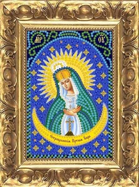 ИП-6006 Богородица Остробрамская - схема (Велисса)