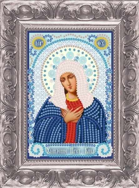 ИП-6012 Умиление Пресвятой Богородицы - схема (Велисса)