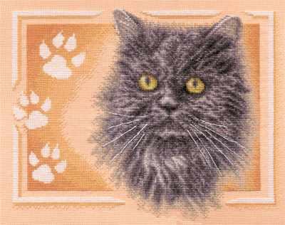 """Ж-1171 """"Персидский кот"""""""