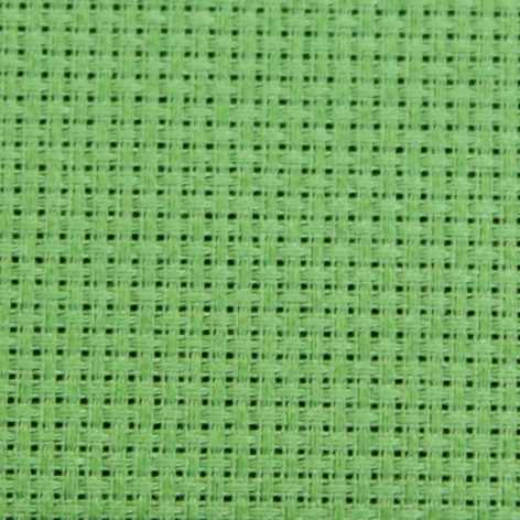 Канва К04 Аида зеленый 100*150 14ct 55/10 кл.