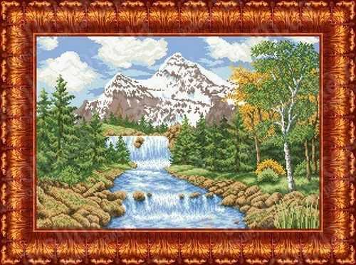 КБП 2001 Речка в лесу (Каролинка)