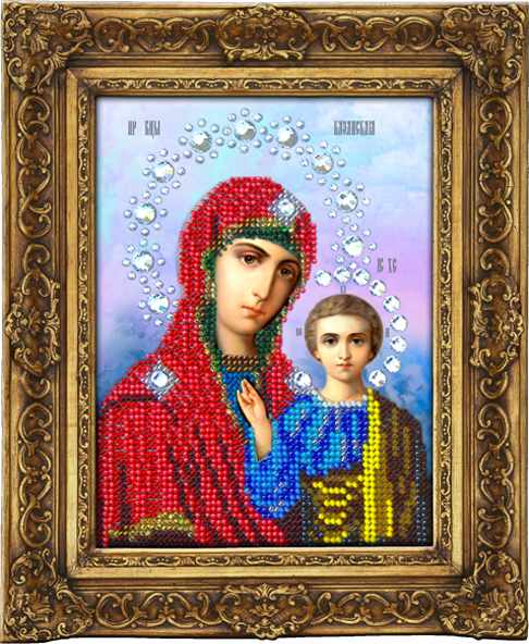 S-3 Казанская икона Божией Матери