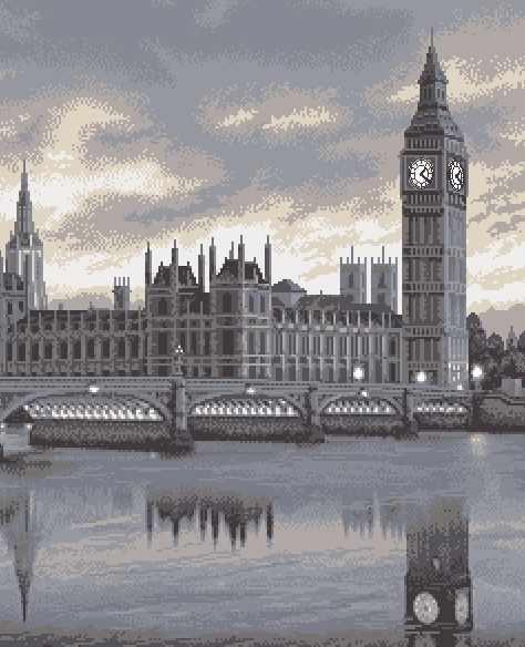 КБ 2001 Лондон (Каролинка)