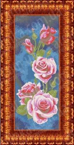 КБЦ 2001 Розы (Каролинка)